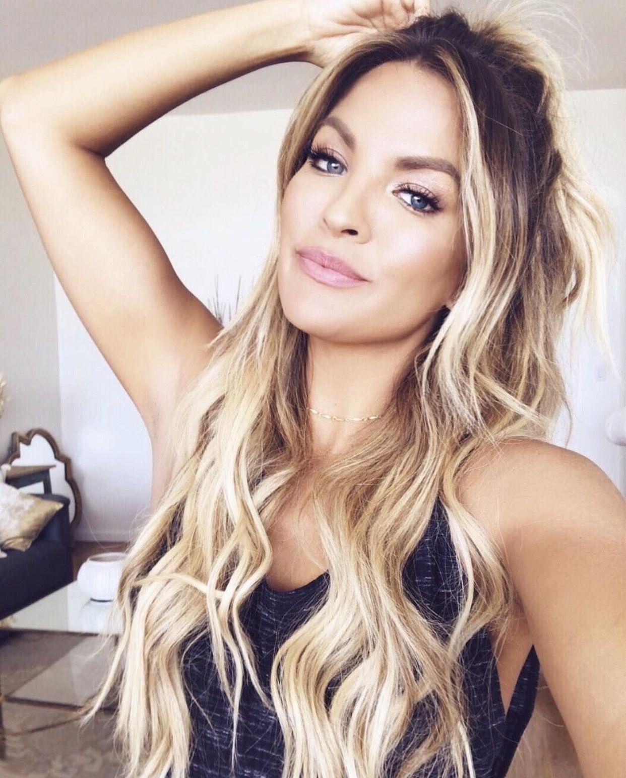 Becca tilleyus perfect hair hair pinterest makeup hair makeup