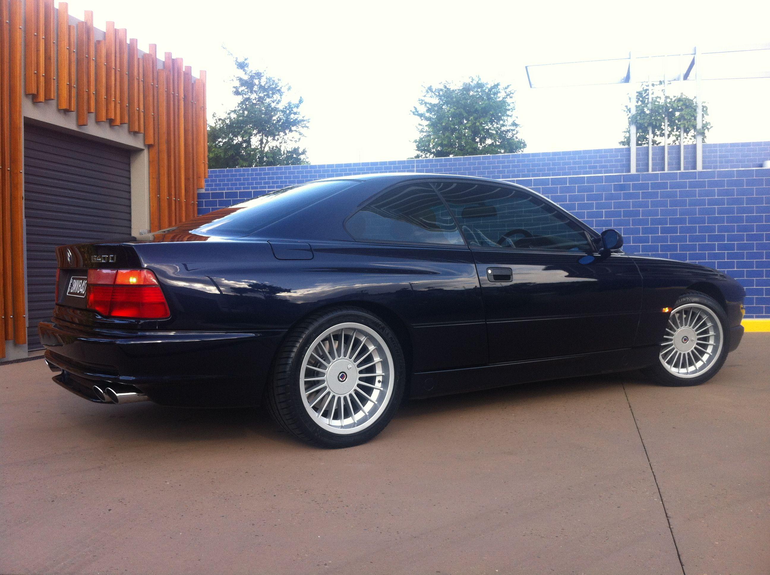 BMW 1999 840ci rear BMW 8er Pinterest