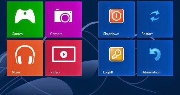How to Add an Actual Shutdown Button to the Windows 8