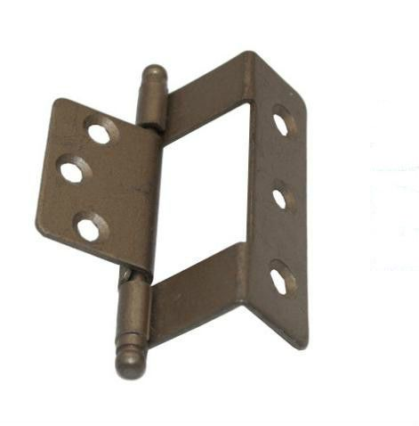 135 Degree Angle Furniture Hinges Partial Wrap Cabinet Hinges