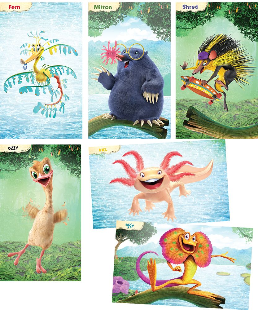 EquippingKids - Giant Bible Memory Buddy Posters (set of 6 ...