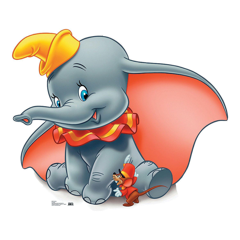 Dumbo Stand-Up - OrientalTrading.com | Dumbo characters ...