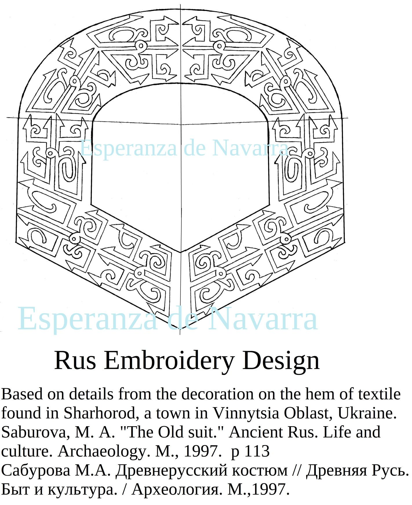 Maniacal Medievalist Viking Embroidery Medieval Embroidery Embroidery Patterns