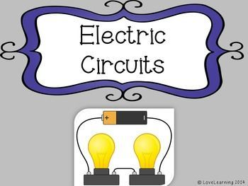 Electric Circuits: Types of Circuits, Parallel Circuits, Series ...