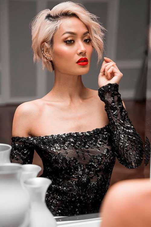 40 Latest Short Haircuts For Women Haarschnitt Kurz - Stylische Haarschnitte