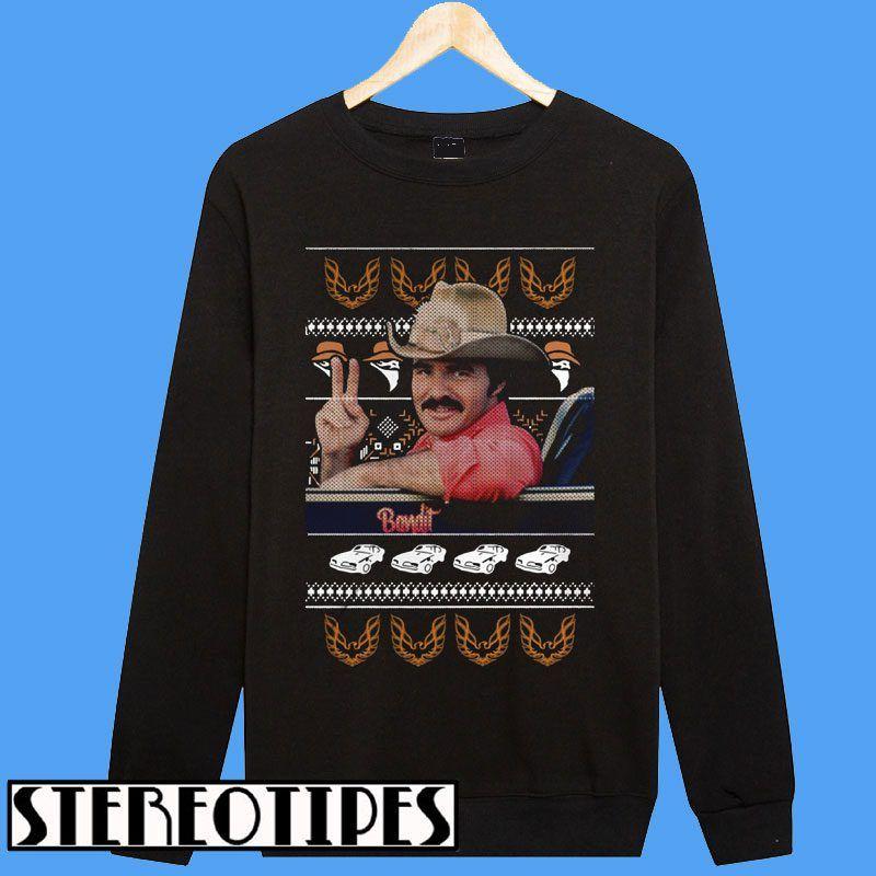 Smokey The Bandit Inspired Sweatshirt In 2018 Sweatshirt