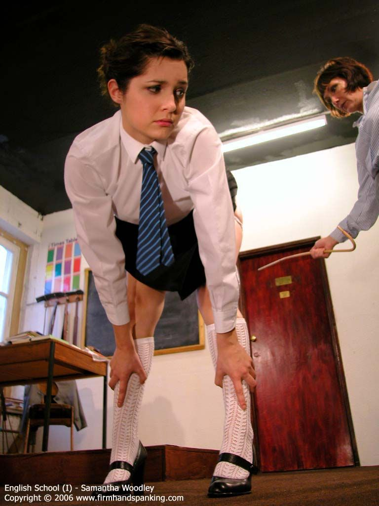 Naughty School Teacher  General Corporal Punishment -6947