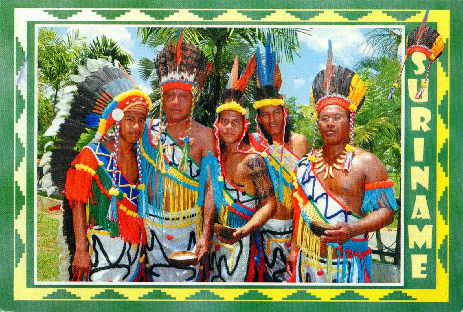 Suriname, indian   arawak ingi   South america ...   Arawak Indians Suriname South America