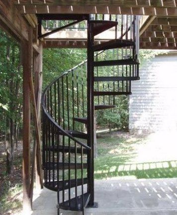 Best Spiral Stairs Exterior Spiral Stairs One Day I Would Like 400 x 300