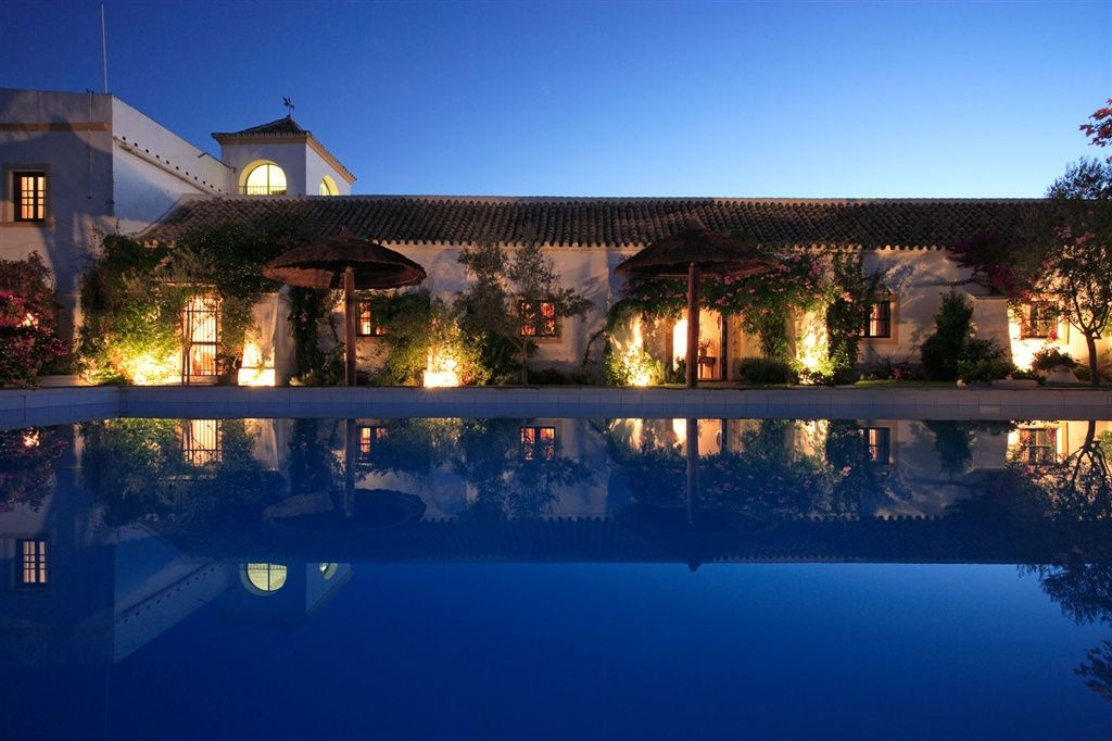 Hacienda De San Rafael Hotel Luxury Boutique In Seville Image Via Mr And Mrs Smith