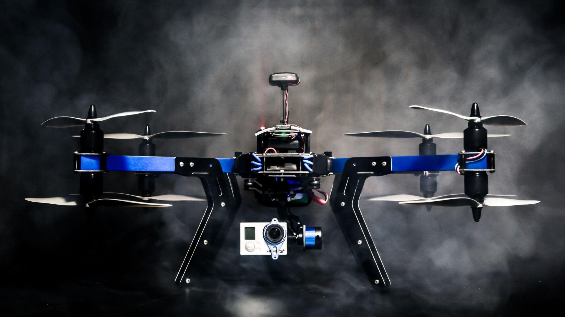 Обои дрон, аппарат, беспилотный, летательный. Авиация foto 14