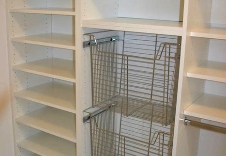 Custom Closets Orange County, CA   Cabinets Plus