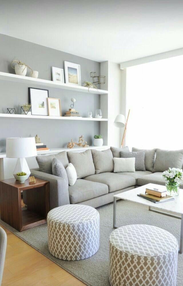 ecksofa ideen zur innenausstattung couch modernes wohnzimmer dekor bett studio regale wandleuchten - Fantastisch Modernes Wohnzimmer Am Abend