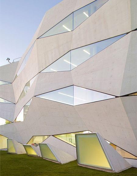 Vodafone Head Office By Barbosa Guimarães Arquitectos. Porto, Portugal