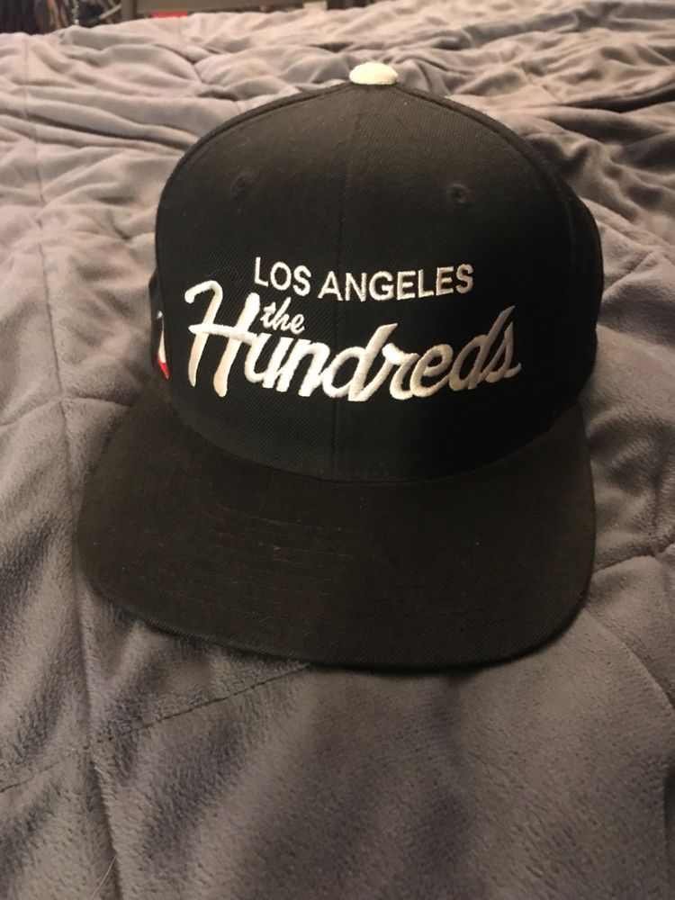 c092aea965e THE HUNDREDS - Los Angeles Logo Snapback Hat Cap MENS BLACK  fashion   clothing  shoes  accessories  mensaccessories  hats (ebay link)