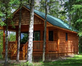 Beau Photo Of Mackinaw Resort Cabin, Mackinaw Mill Creek Camp In Mackinaw City,  With 1