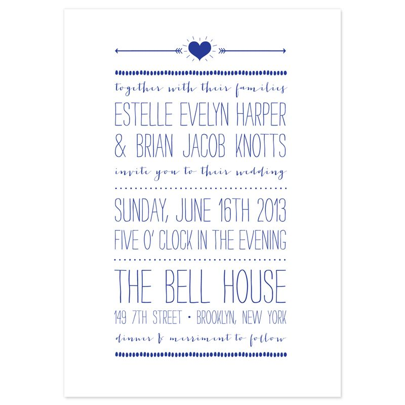 Geek Nerd Glasses Wedding Invitation And Rsvp By Wickedstationery