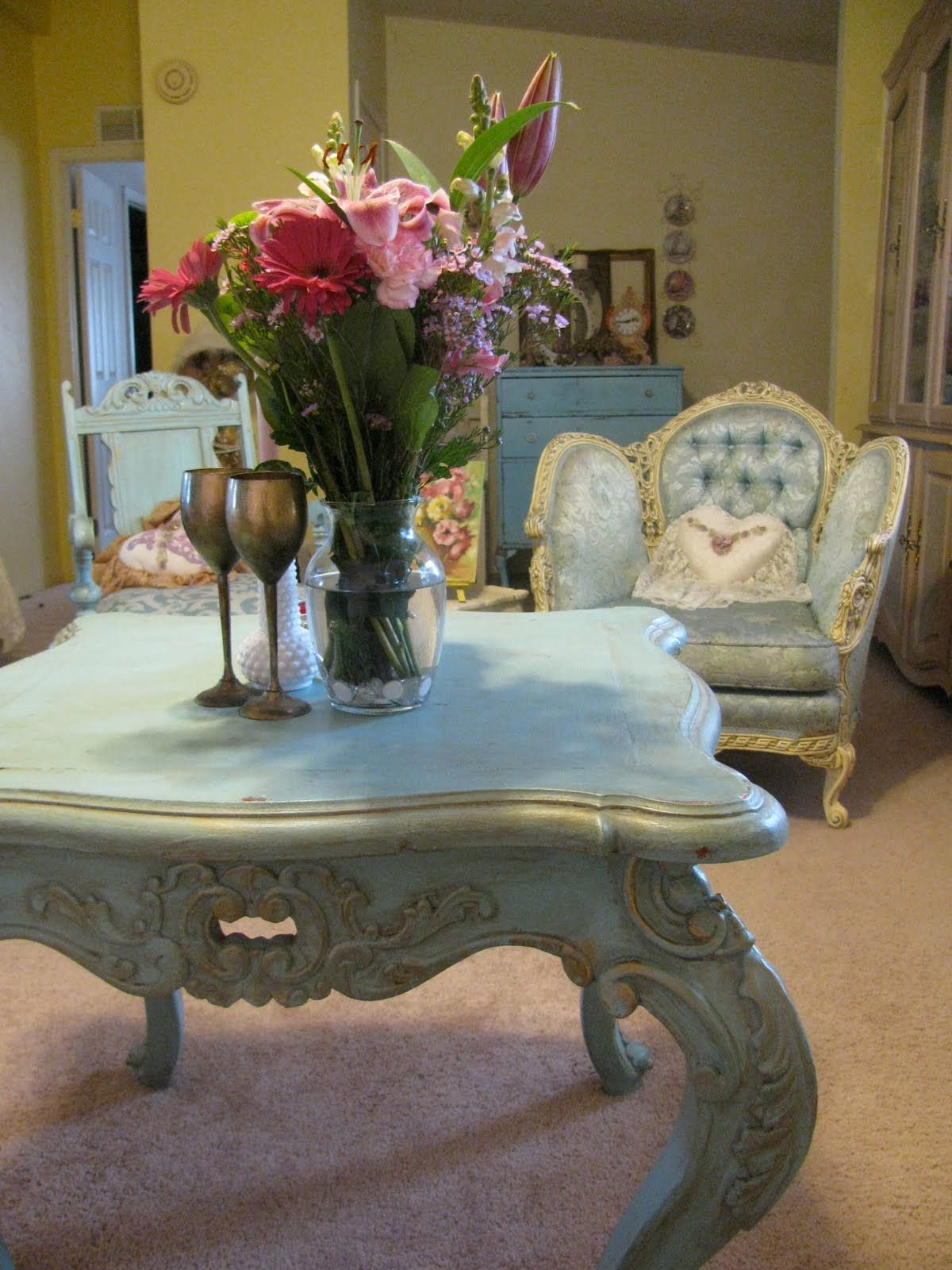 Image Detail For Shabby Chic Furniture Decals