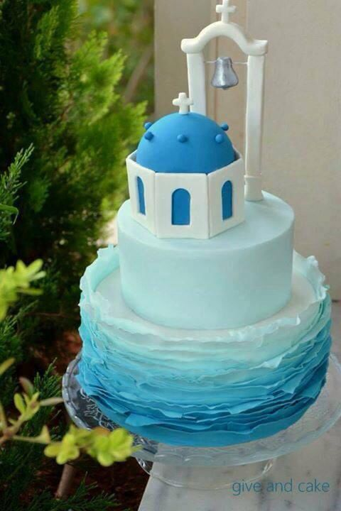 greek wedding cake recipe themed cake wedding cakes cake 14948