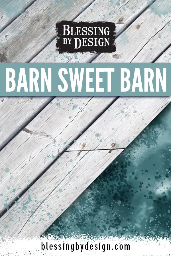 Barn Sweet Barn #barndominiumideas