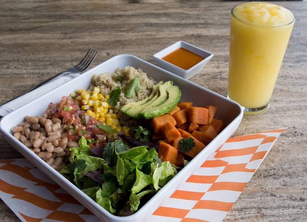 #renovamos #delicioso #pensando #ensalada #nuestros #nuestro #fitness #kingans #------- #comida #veg...