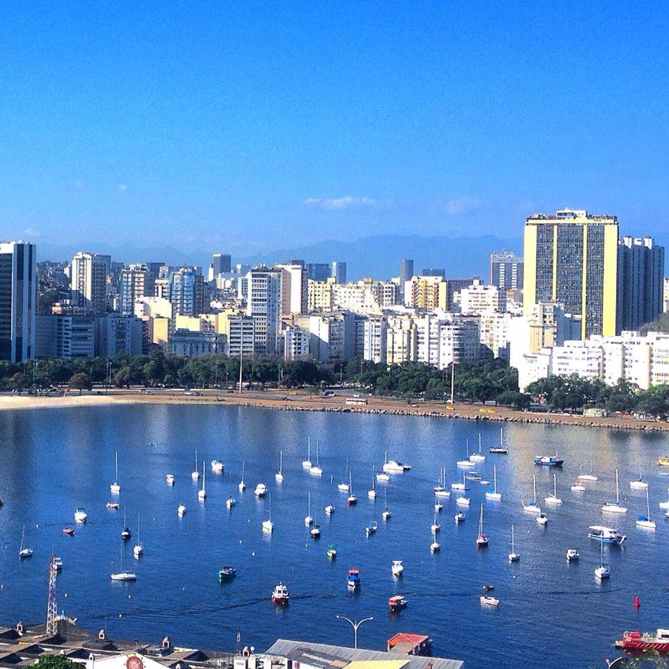 Enseada de Botafogo - RJ