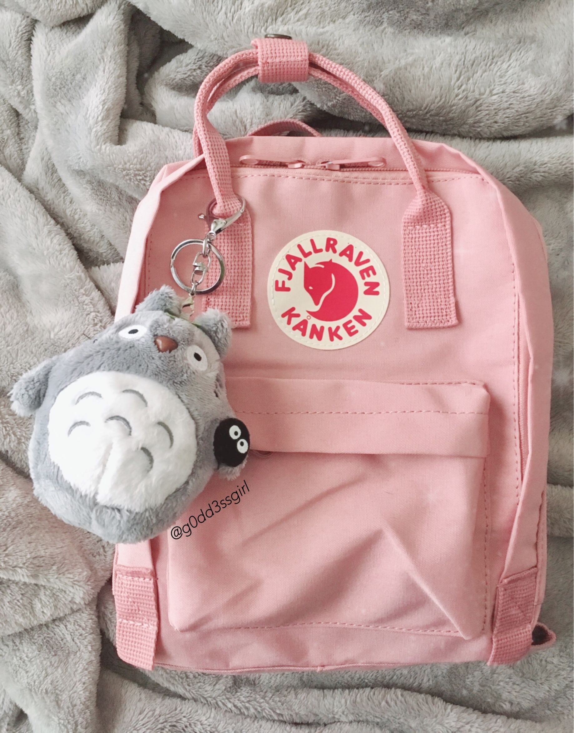 mochila bolso rosa vestir