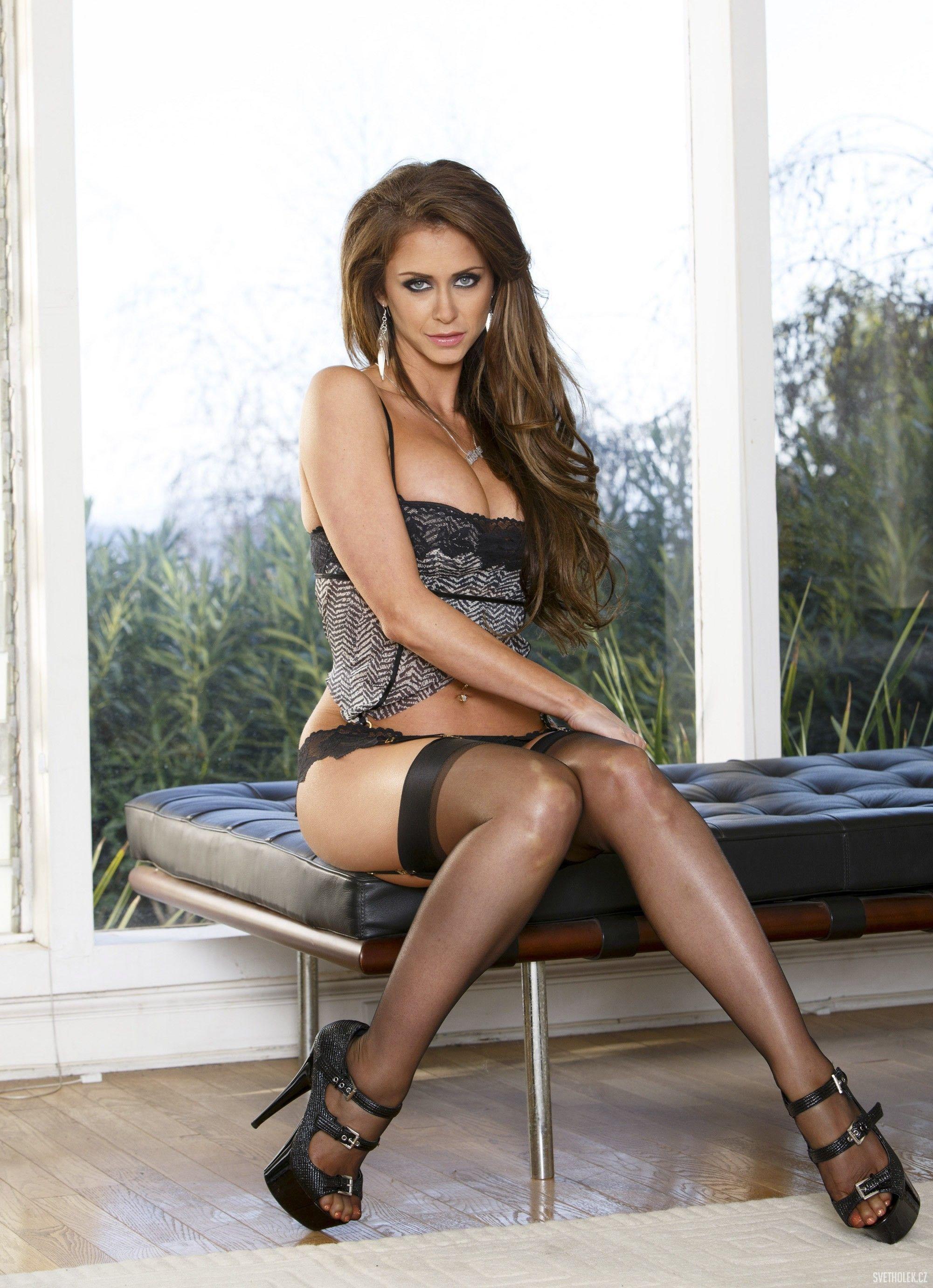 Emily addison lingerie stockings 9 nylon legs pinterest for Emily addison nyc