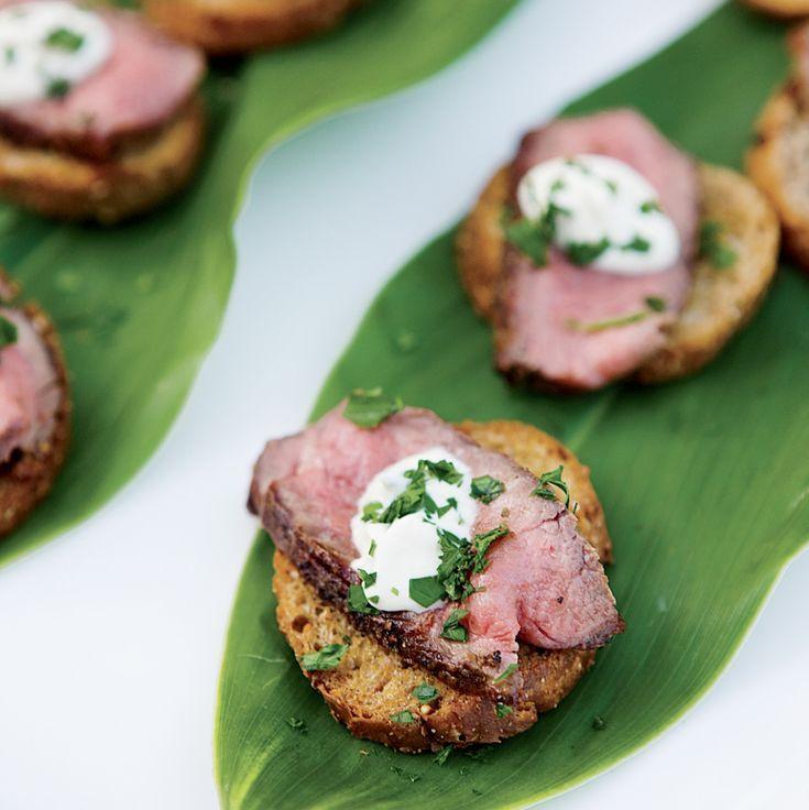 Steak Bites Tasty app! Steak appetizers, Cocktail