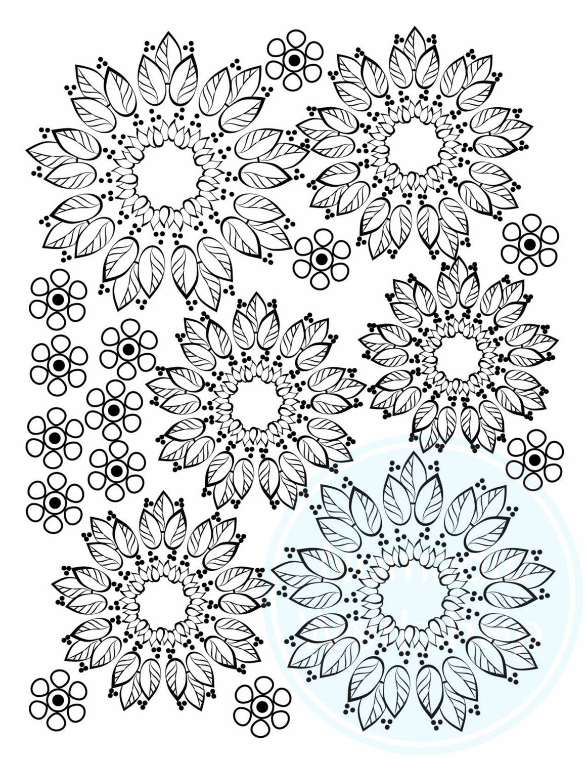 Coloring Page 3 1 FREE Coloring
