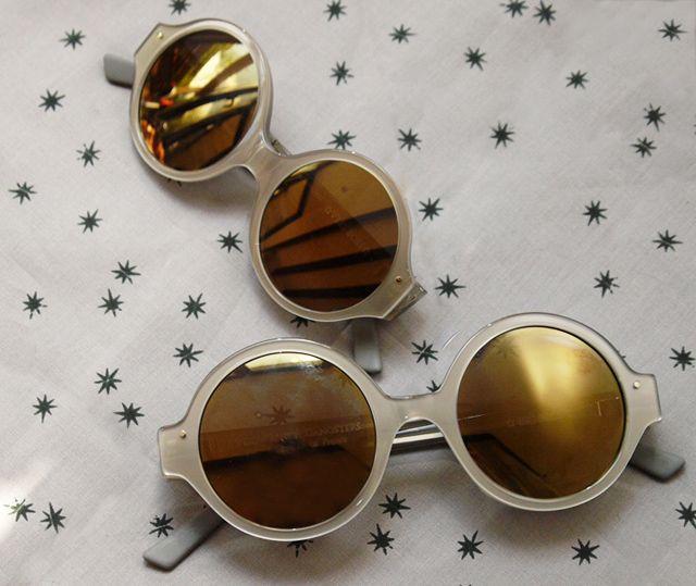#VeryFrenchGangsters, gli #occhiali alla moda pensati per i più piccoli! #bambini #modabimbo