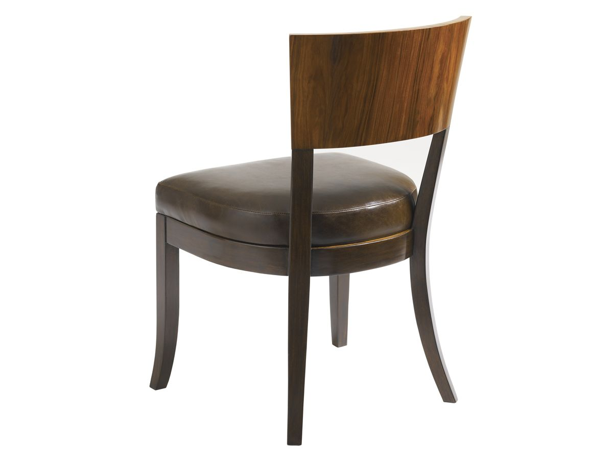Aquarius Allure Side Chair Made From Rosewood | Lexington Home Brands  Furniture