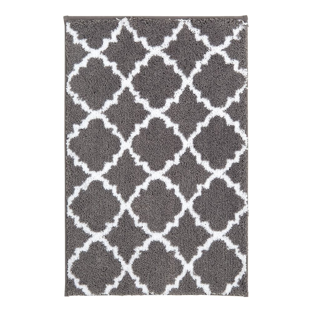 Black White And Gray Bathroom Rugs Bathroom Rugs Bathroom Rug