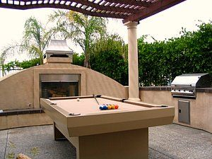 17 Best images about Deco Pool table on Pinterest | Basement ideas, Game  tables and Pool tables