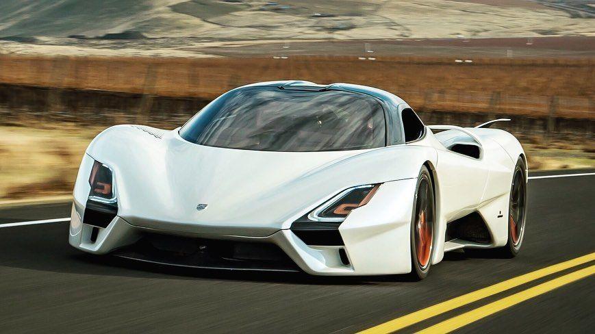 2020 Ssc Tuatara Super Cars Tuatara Bugatti Veyron Super Sport