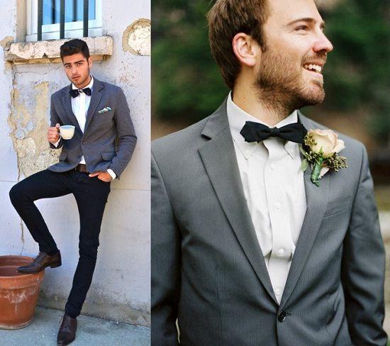 Traje informal hombre boda