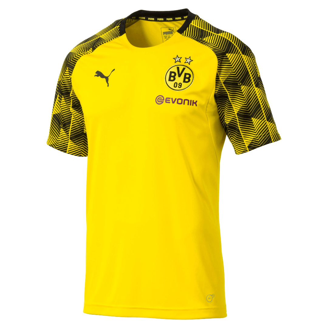 Chaqueta Borussia Dortmund Stadium Amarilla | Boutique 100% Sport
