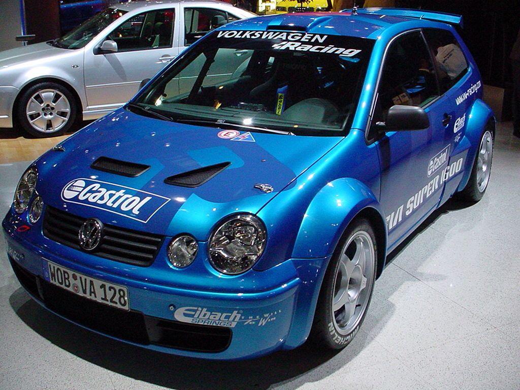 Vw Polo Super 1600 Essen 2002