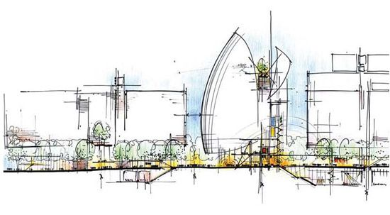 Croquis Idea Buscar Con Google Architekturzeichnungen