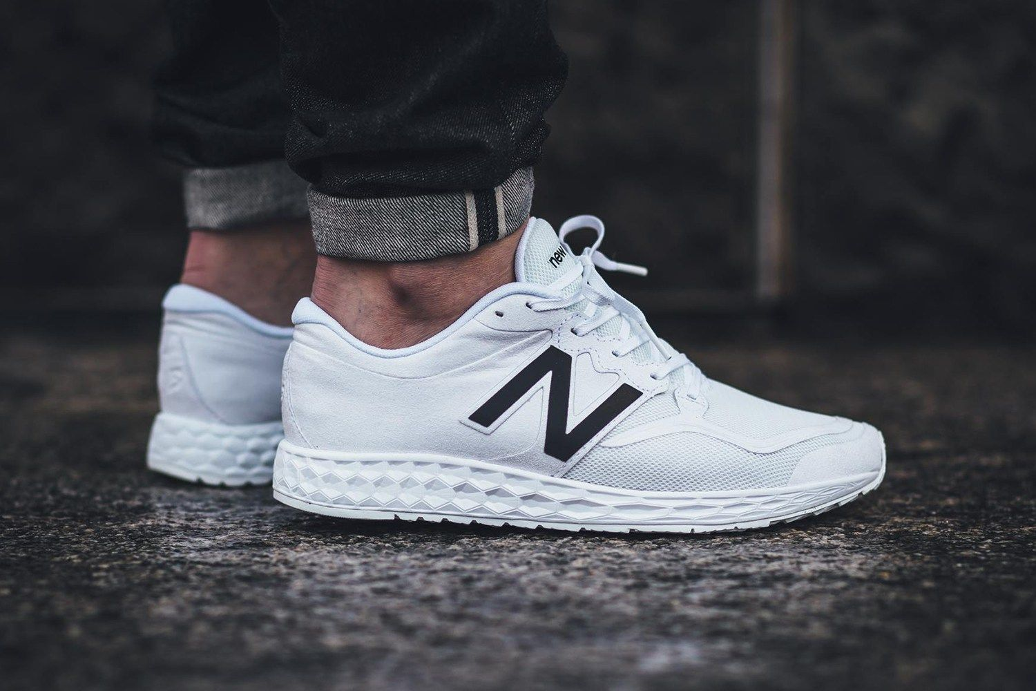 new balance ml 1550 blanche