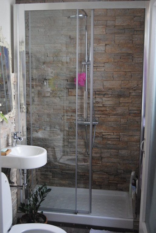 Soluciones para espacios peque os en casas reales bath for Banos modernos para espacios pequenos