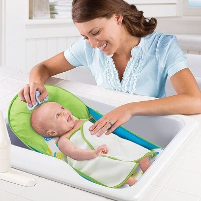 a8e45bdc27c Summer Infant® Bath Tub Sling with Warming Wings in Blue