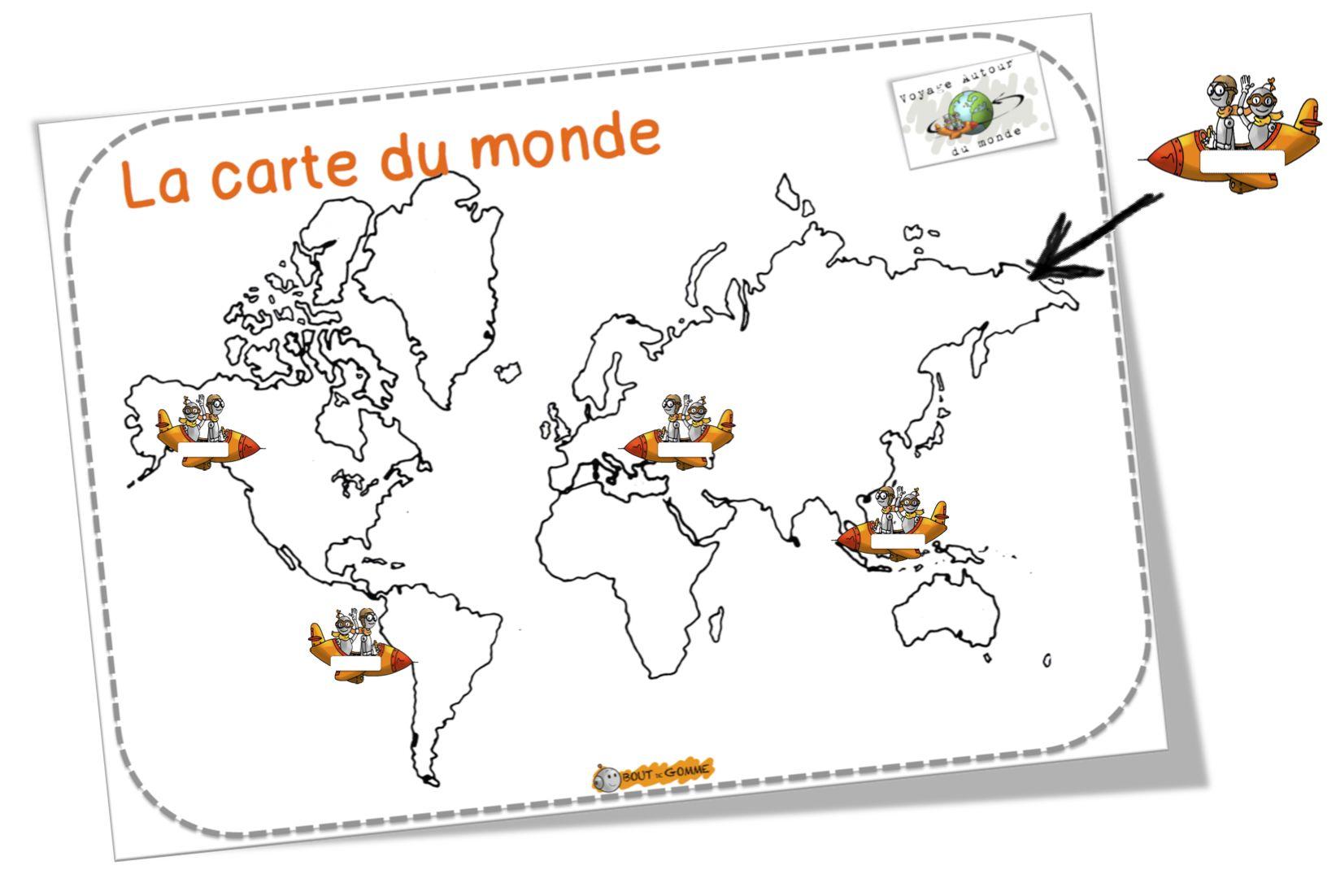 carte du monde à punaiser Avions marqueurs et cartes du monde BDG (avec images) | Carte du