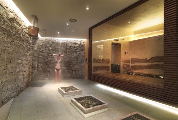 Wellness Centre With an Ayurvedic Style Dhara by Alberto Apostoli