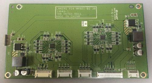 LED Driver Board 13643-1 Vizio M492i-B2 748.00708.0011 7550070200