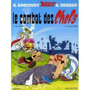 Télécharger Astérix Tome 7 Le Combat Des Chefs Gratuit Albert Uderzo Cartoon Books Graphic Novel