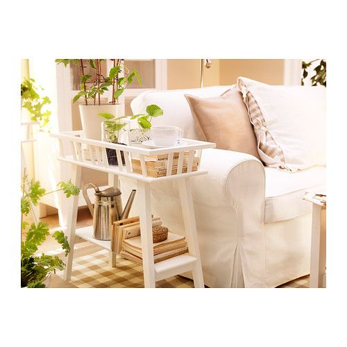 lantliv pi destal blanc ikea plantes et porte plantes. Black Bedroom Furniture Sets. Home Design Ideas