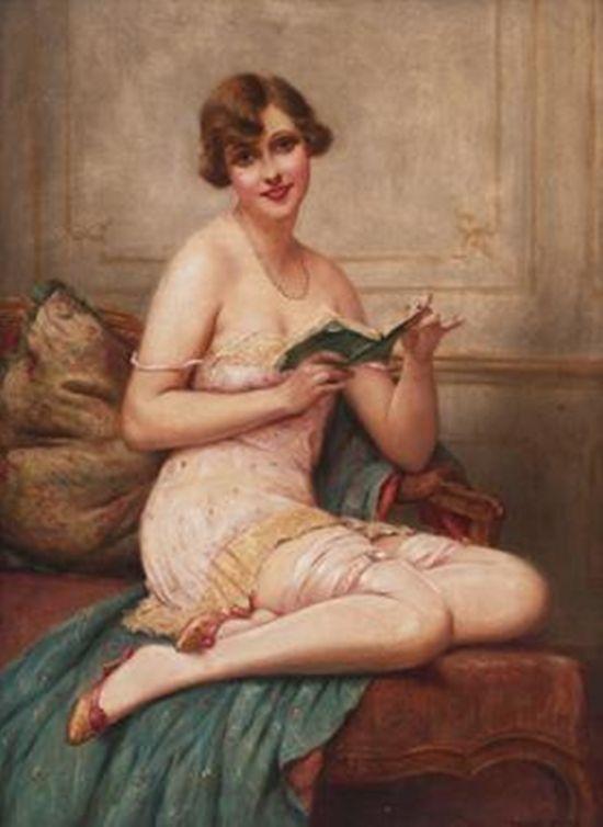 Impressioni Artistiche : ~ Francois Martin-Kavel ~ French artist, 1861-1931
