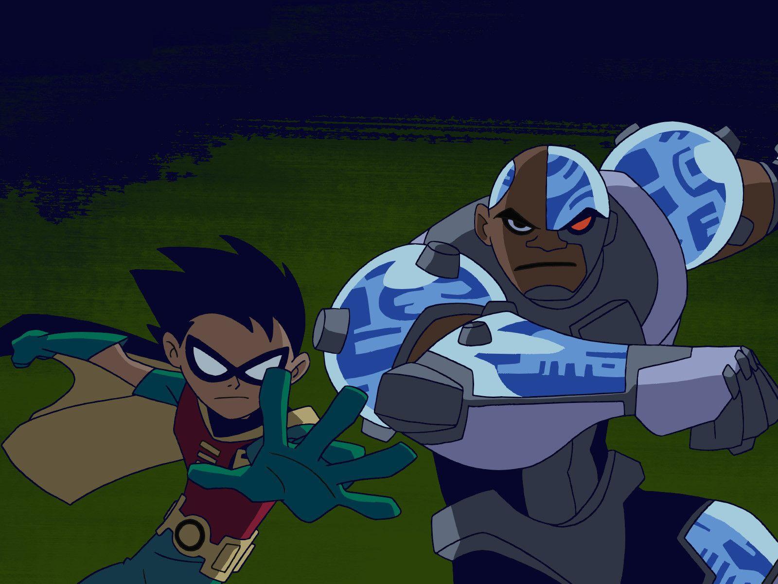 & Robin the sonic boom Teen Titans! Pinterest