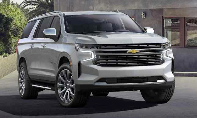 2021 Chevrolet Suburban Cost Engine And Interior 2 In 2020 Chevrolet Suburban Chevy Suburban Chevrolet Tahoe